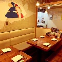 韓国料理 食べ放題 ジャンモ 多摩センターココリア店 店内の画像