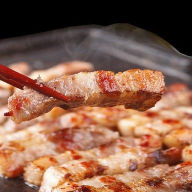 韓国料理 食べ放題 ジャンモ 多摩センターココリア店 コースの画像