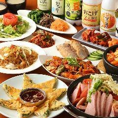 韓国料理 食べ放題 ジャンモ 多摩センターココリア店