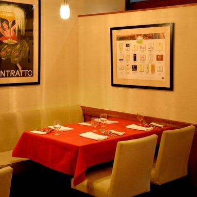 Trattoria S  店内の画像