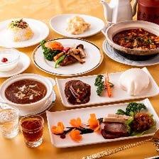 【2時間飲み放題付】本格的な中華料理をリーズナブルに♪《北コース》[全8品]