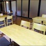テーブル席(~35名様)