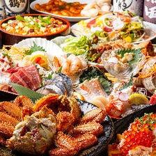 【宴会が凄い】豪華な料理が自慢!