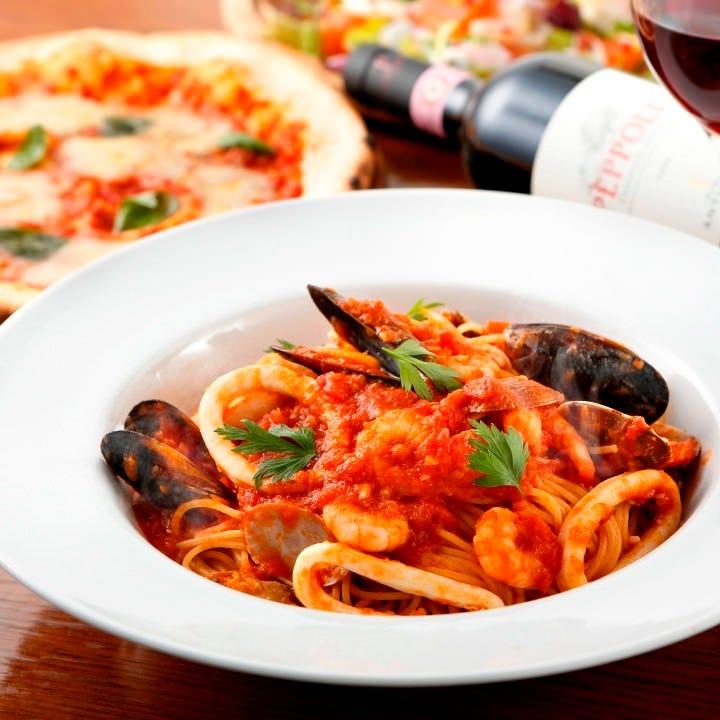 ワインがすすむイタリアン&バル料理