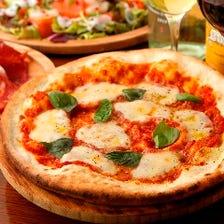 Pizzaマルゲリータ