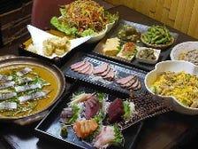 鴨!地酒!鮮魚!宴会!〆は蕎麦!