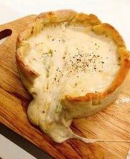 ◆とろ~り濃厚なチーズを楽しんで