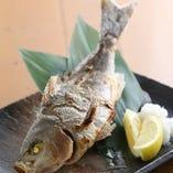 焼き魚(お魚丸ごとお好きな調理法例)
