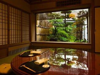 京料理 木乃婦  店内の画像