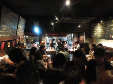 ベジバル Itaru 池袋店 ~Vegetable Bar & Organic~  店内の画像