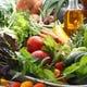 産直の季節野菜をたっぷりとお召し上がり頂けます♪