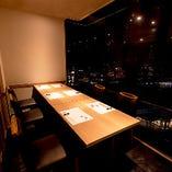 【隠れ家空間】 上野エリアで本物の鮨を