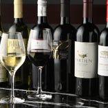 ◎ソムリエ厳選ワイン◎ 50種以上と豊富にご用意