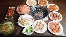 焼肉をお得に楽しむ宴会コース!