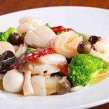 八宝菜(塩味)