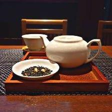 心癒える4種の中国茶