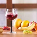 おすすめワイン!※【3名様まで】グラス【4名様以上で】ボトルをプレゼント