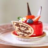 【誕生日・記念日】バースディケーキプレゼント