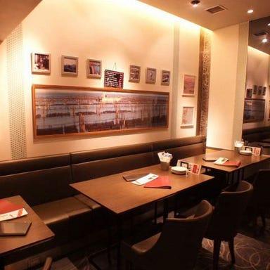 オイスターテーブル 銀座コリドー店 店内の画像