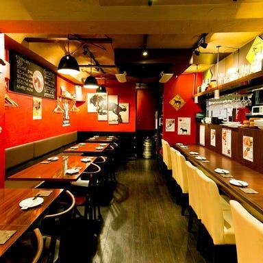 SAKURA馬ール 湯島御徒町店 店内の画像
