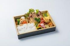 豚ロース西京焼きと焼き魚膳