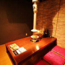 便利な完全個室完備!