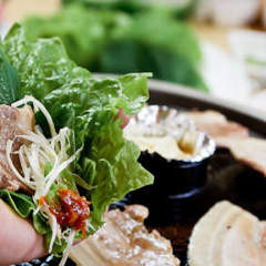 サムギョプサル 韓国料理 李朝園 京橋店