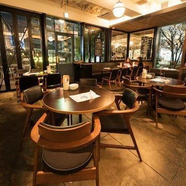 Osteria&Bar GONZO  店内の画像