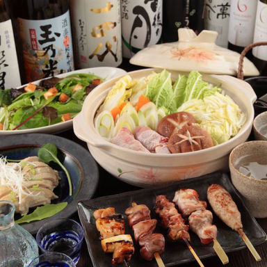 串焼き居酒屋 一花 ‐ichirin‐  コースの画像
