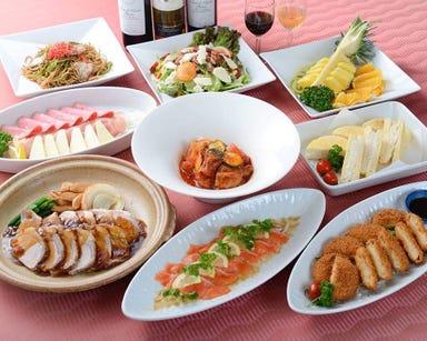 個室宴会 ホテル 新大阪  コースの画像