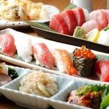 寿司コースプラン(お料理のみ)