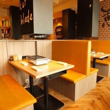 和牛焼肉食べ放題 肉屋の台所 上野店 店内の画像