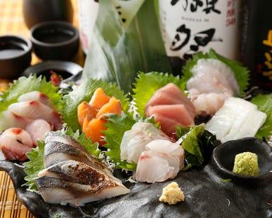 鮮魚とちゃんこ 白乃富士 洗足総本店 メニューの画像