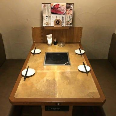 鮮魚とちゃんこ 白乃富士 洗足総本店 店内の画像
