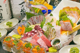 <宴会コース> 3H飲放題付5,000円~!新鮮鮮魚と地酒で宴会♪