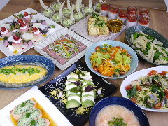 ホテルウェルコ成田 レストラン セイシェル