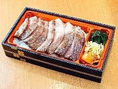 京都牛サーロインステーキ弁当