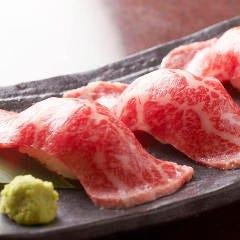 新宿歌舞伎町 肉寿司