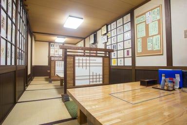 日本酒道場 橋  店内の画像