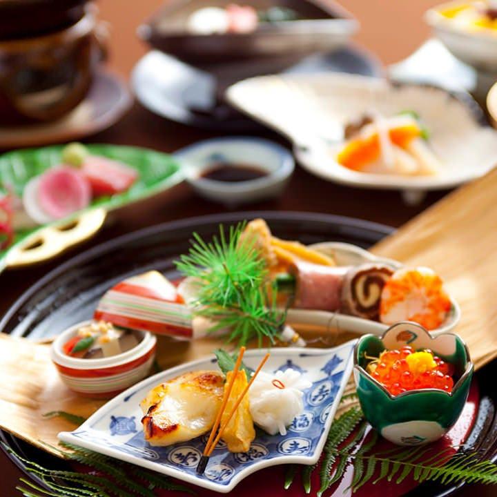 日本料理の伝統と心に残る新味