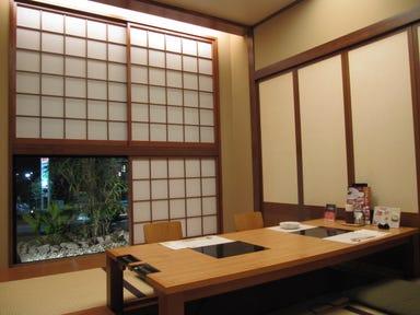 木曽路 善福寺店 店内の画像