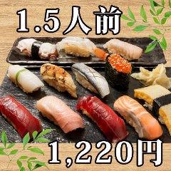 つきぢ神楽寿司 両国江戸NOREN 立ち食い店