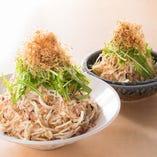 太郎の大根マウンテンサラダ