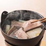 牛タンと大根のやわらか煮