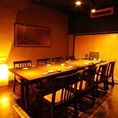 癒しの寛ぎ個室・創作炭火料理 月の坊 千葉店 店内の画像
