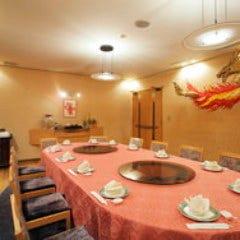 中国料理 万里  店内の画像