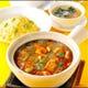 万里一番人気の土鍋麻婆豆腐・チャーハンセットです