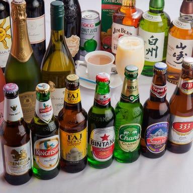 個室 Asian Restaurant バスデブ  コースの画像