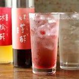 飯尾醸造さんのお酢を使った「オリジナルカクテル」