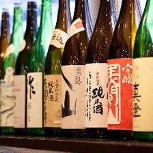 蔵から直でも取り寄せる全国の日本酒